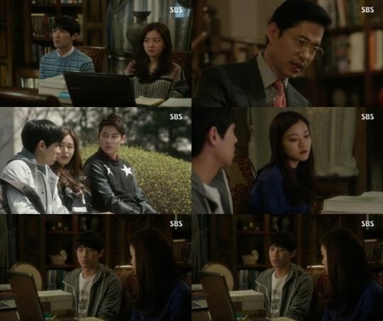 「風の便りで聞きました」イジュン、父ユ・ジュンサンを疑い始める