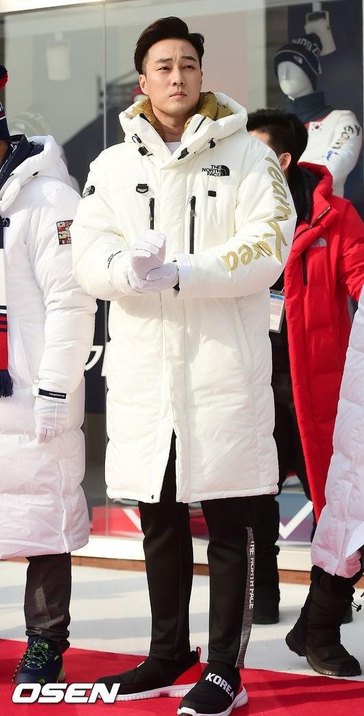 【PHOTO】ソ・ジソブ、オリンピックパークでのイベントに参加 ...