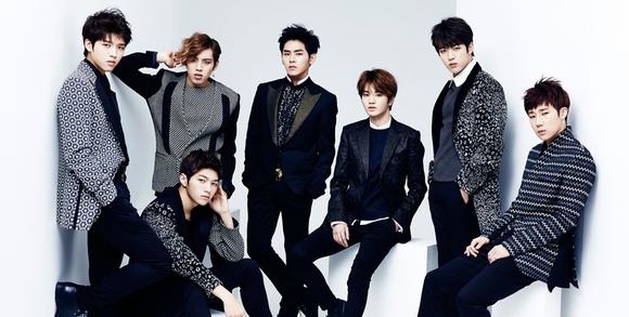 K-POP Weeklyチャート<2014/12/22~12/28>