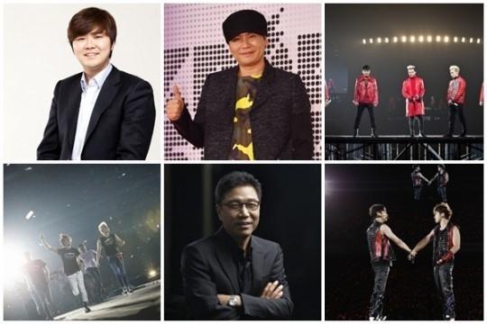 """【アデュー!2014年大衆音楽決算】""""K-POP韓流""""中国に進路を向ける ― Vol.3"""
