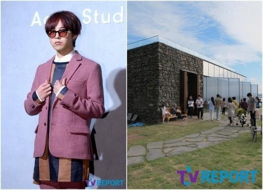 BIGBANGのG-DRAGON、済州島にカフェをオープン!早くも人気スポットに浮上した現場をチェック