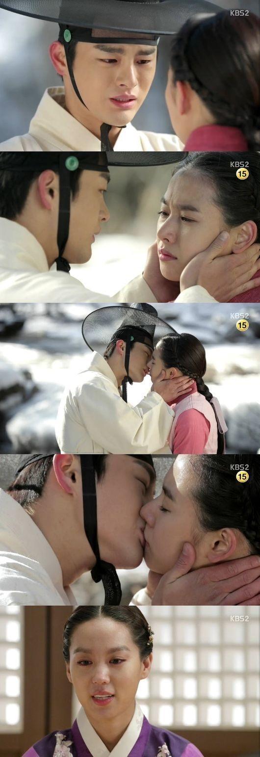 「王の顔」 ソ・イングク、チョ・ユニと別れのキス…政略結婚を控えて切ない涙