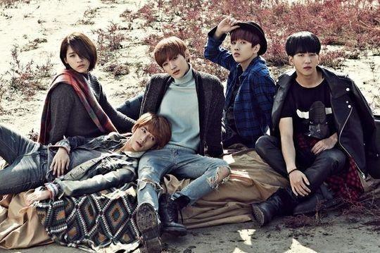 B1A4、BIGBANGやINFINITEに続きFILAのキャンペーンモデルに抜擢