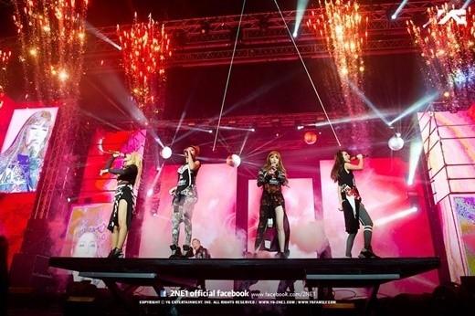 2NE1、K-POP初の快挙!米ビルボードの年末ワールドアルバムチャートで11位に
