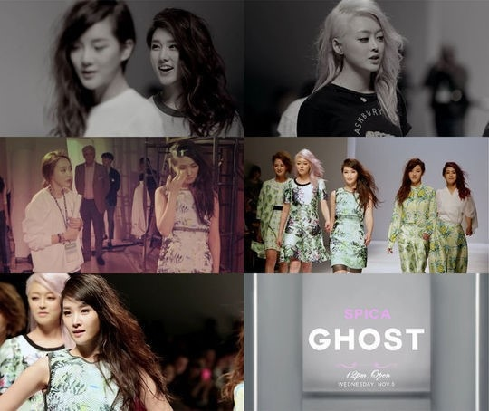SPICA、デジタルシングル「GHOST」予告映像第二弾を公開…音楽番組の出演はなし
