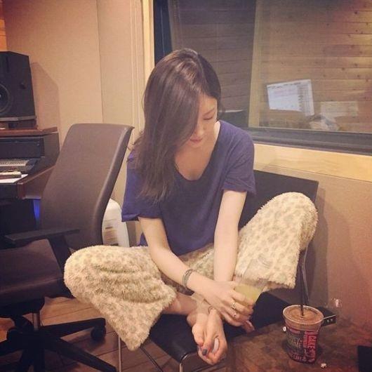 Davichi カン・ミンギョン、カムバック迫る?「ニューアルバムをレコーディング」