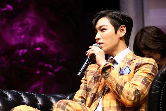 T.O.P(from BIGBANG)、ファンへの愛を大絶叫!?最新主演映画「『タチャ-神の手-』公開記念PREMIUM EVENT」開催