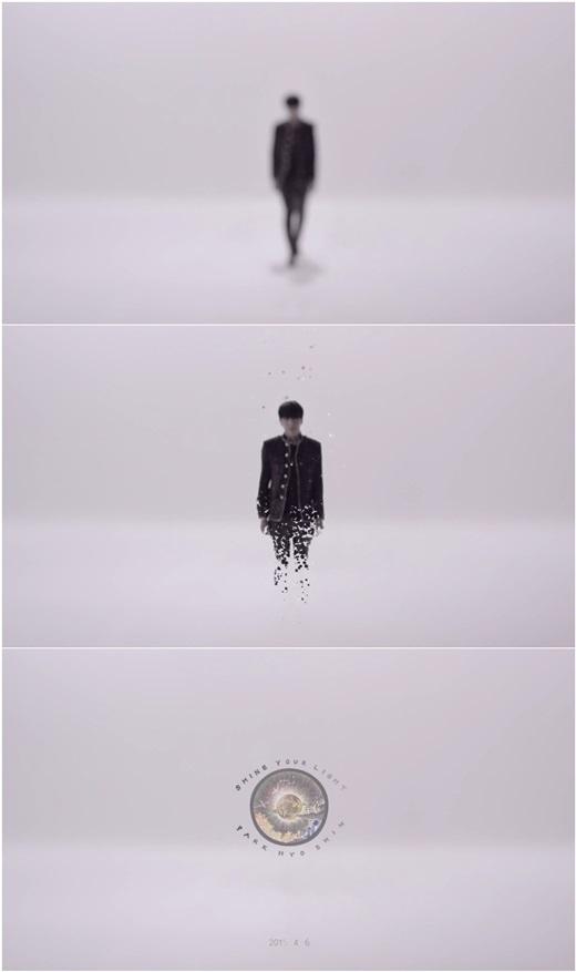 パク・ヒョシン、新曲「Shine Your Light」音源を電撃公開