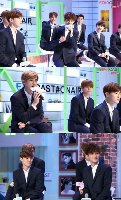 EXO チェン「EXOはどう恋愛するのか気になる?」ウェブドラマをPR