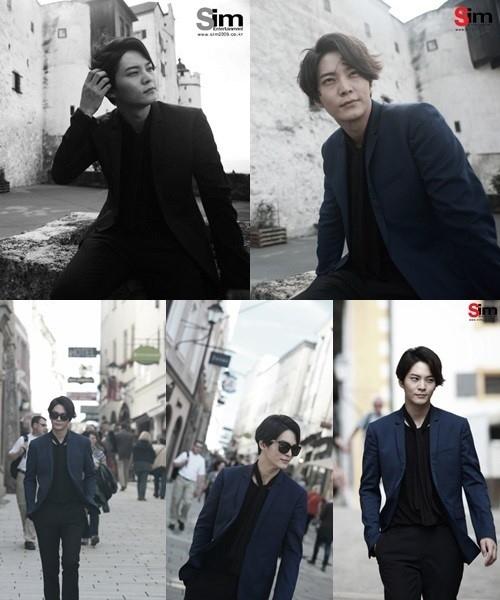 チュウォン、グラビアのような韓国版「のだめカンタービレ」のビハインドカットを公開