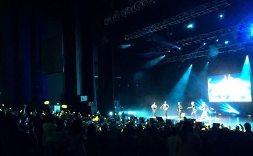 B1A4、ワールドツアーがアメリカからスタート!清涼なエネルギーで観客を魅了