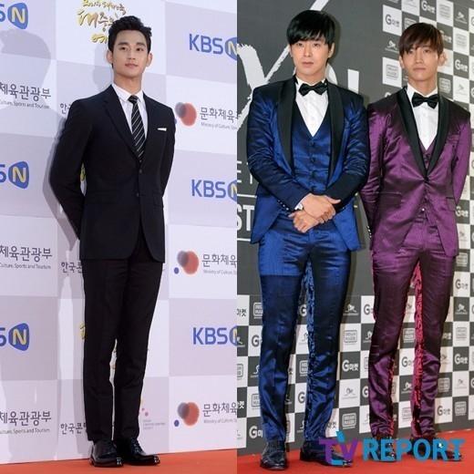 東方神起&2PM ニックン&キム・スヒョンら、本人そっくりな等身大の蝋人形が香港マダム・タッソーに!