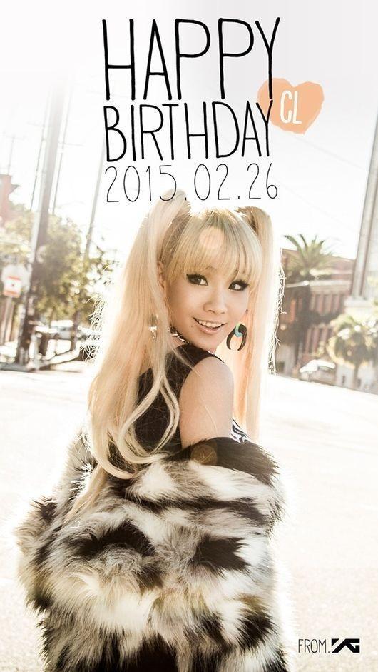 2NE1のCL、誕生日を記念してYGがお祝い画像を公開…魅力的なツインテール姿