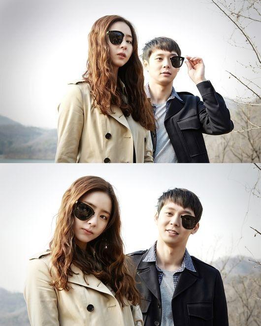 JYJ ユチョン&シン・セギョン、ラブコメコンビ?お笑いコンビ!「匂いを見る少女」現場写真を公開