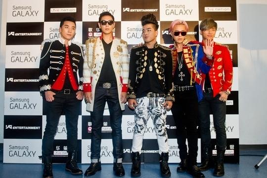 """2012年の音楽界…なぜ""""BIGBANG天..."""