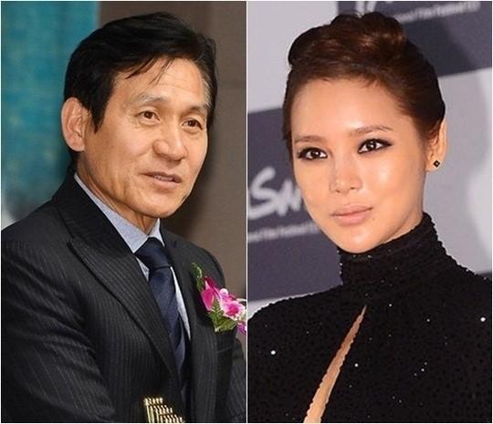 アン・ソンギ&パク・シヨン、モ...