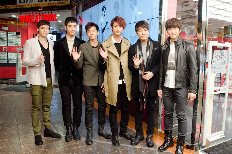 845b879e93239  PHOTO 2PM、タワーレコード渋谷店に登場!歴代シングル売上げ枚数1位 - ENTERTAINMENT - 韓流・韓国芸能ニュースはKstyle
