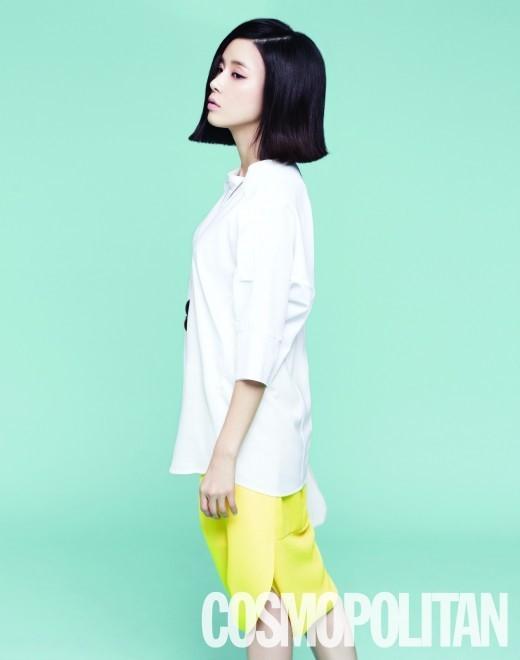 【PHOTO】イ・ボヨン、春のファッショングラビア公開\u201cクールな雰囲気\u201d , ENTERTAINMENT , 韓流・韓国芸能ニュースはKstyle